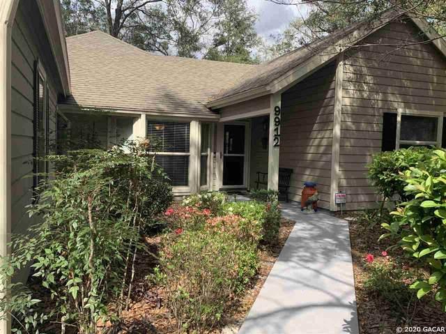 9912 SW 54th Lane, Gainesville, FL 32608 (MLS #432224) :: Bosshardt Realty