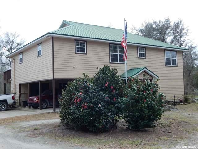 7139 NE 21ST Place, High Springs, FL 32643 (MLS #432230) :: Bosshardt Realty