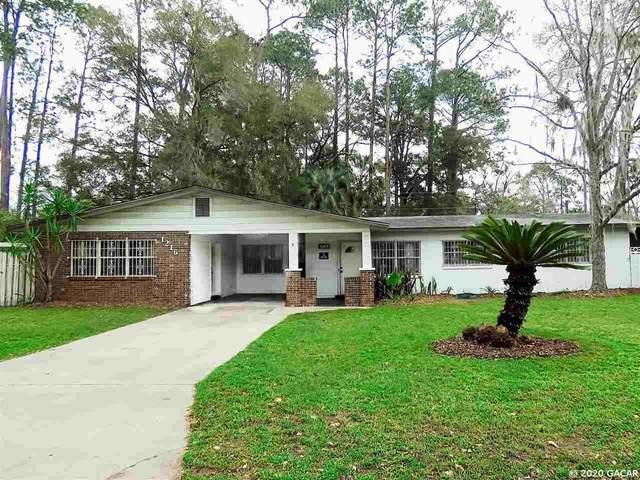 1216 NE 16TH Place, Gainesville, FL 32609 (MLS #432241) :: Abraham Agape Group