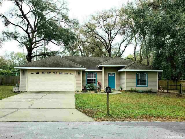 470 Margaret Street, Bronson, FL 32621 (MLS #432260) :: Pristine Properties