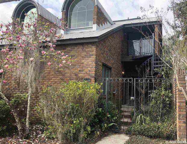 716 NE First Street, Gainesville, FL 32601 (MLS #432270) :: Pristine Properties