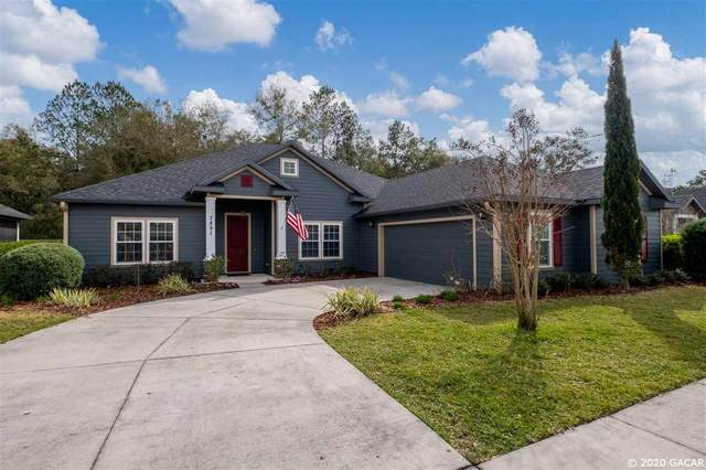 7891 SW 79th Drive, Gainesville, FL 32608 (MLS #432276) :: Abraham Agape Group