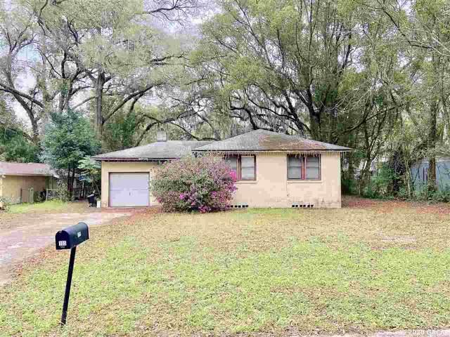 105 NW 25th Street, Gainesville, FL 32607 (MLS #432283) :: Abraham Agape Group