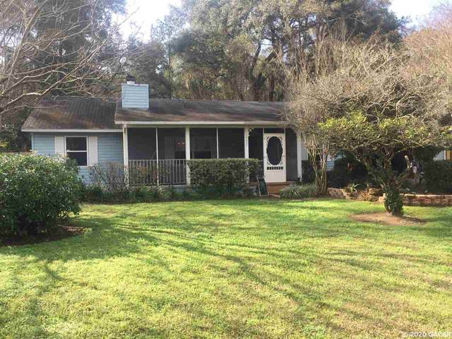 15827 NW 118 Place, Alachua, FL 32615 (MLS #432309) :: Rabell Realty Group