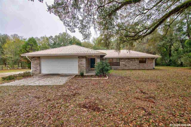 29401 NW 182ND Avenue, High Springs, FL 32643 (MLS #432370) :: Rabell Realty Group