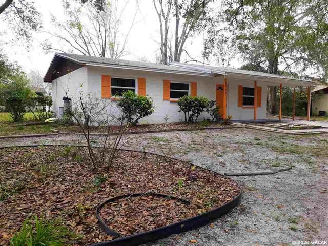 3313 NE 11TH Terrace, Gainesville, FL 32609 (MLS #432391) :: Pepine Realty