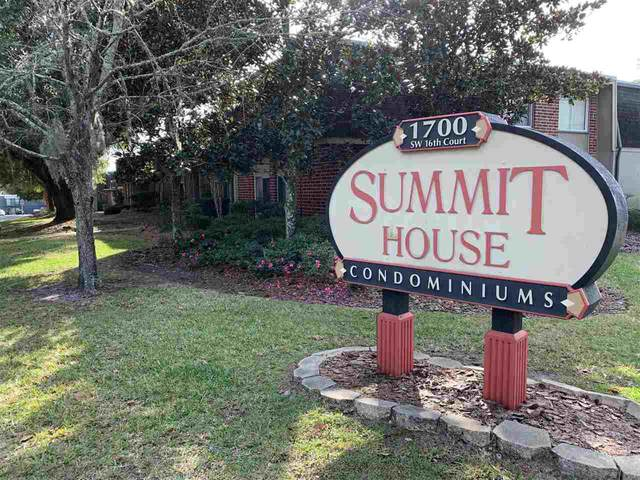 1700 SW 16th Court D7, Gainesville, FL 32608 (MLS #432410) :: Pristine Properties