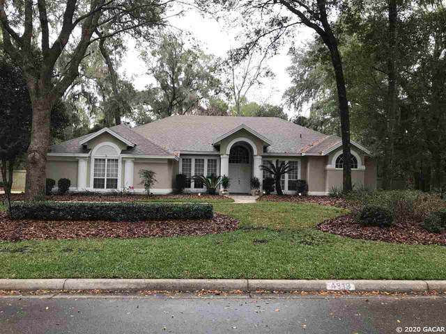 4313 SW 91st Drive, Gainesville, FL 32608 (MLS #432426) :: Rabell Realty Group