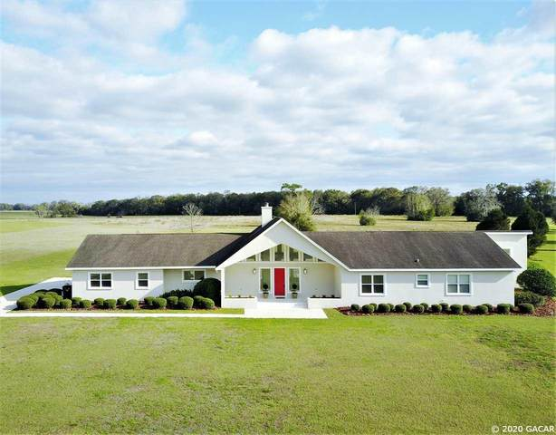 16135 NW 243 Way, High Springs, FL 32643 (MLS #432428) :: Pristine Properties