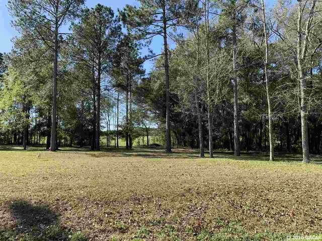 20823 NW 159th Lane, High Springs, FL 32643 (MLS #432432) :: Pristine Properties