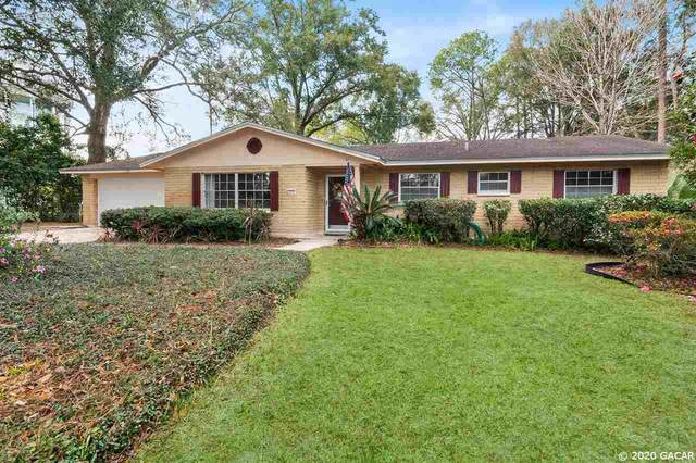 2250 NW 20th Court, Gainesville, FL 32605 (MLS #432460) :: Bosshardt Realty