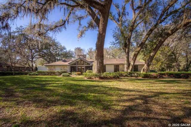 11222 NW Creek Drive Drive, Alachua, FL 32615 (MLS #432477) :: Pepine Realty