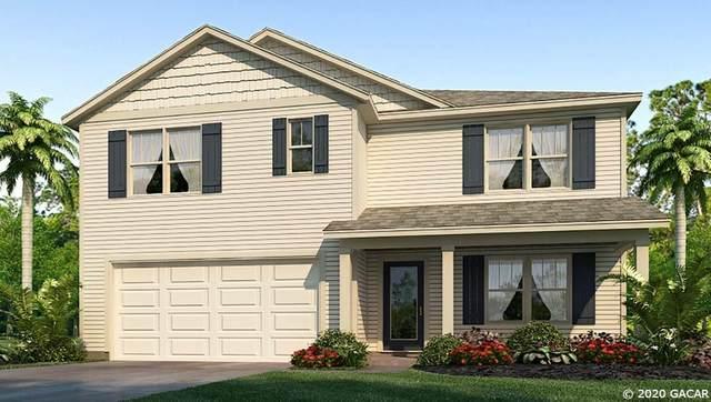 25035 NW 8th Road, Newberry, FL 32669 (MLS #432478) :: Bosshardt Realty