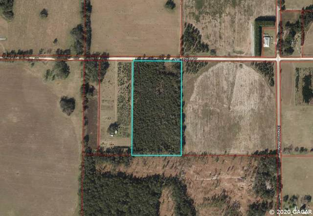 1350 NW 110TH Street, Chiefland, FL 32621 (MLS #432485) :: Pristine Properties