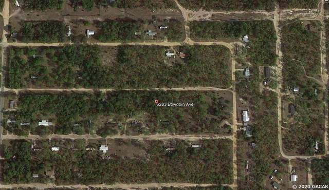 6283 Bowdoin Avenue, Keystone Heights, FL 32656 (MLS #432495) :: Bosshardt Realty