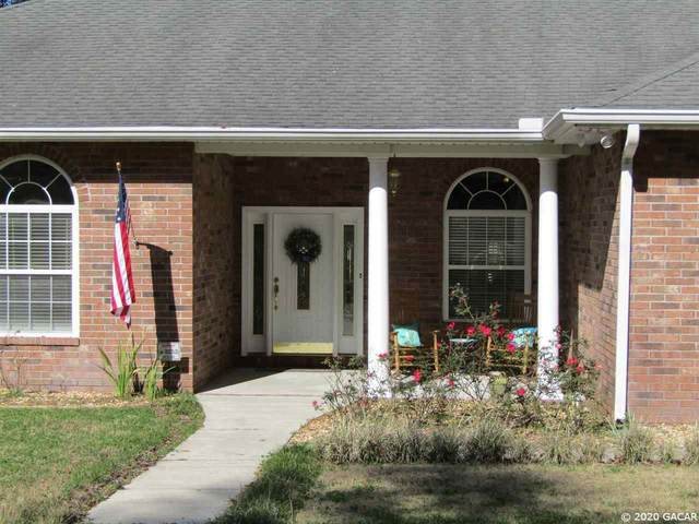 23350 NW 192nd Avenue, High Springs, FL 32643 (MLS #432509) :: Pristine Properties