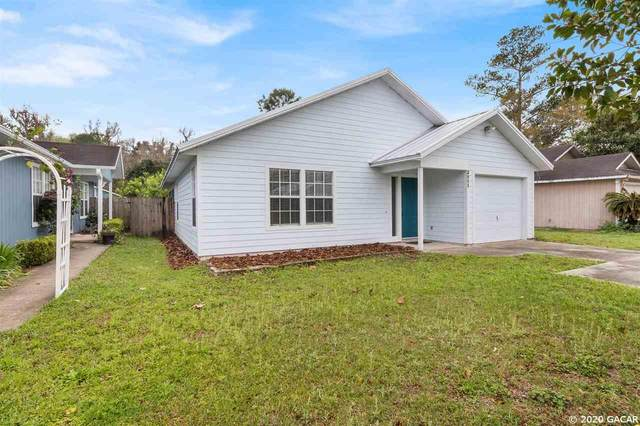 2911 SW 40th Avenue, Gainesville, FL 32608 (MLS #432522) :: Pristine Properties