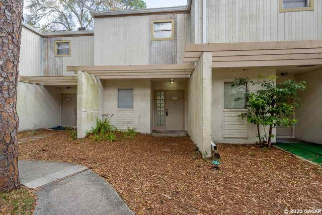 703 SW 75th Street #109, Gainesville, FL 32608 (MLS #432531) :: Pepine Realty