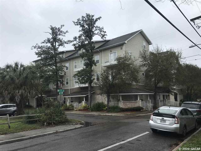 1500 NW 4th Avenue #302, Gainesville, FL 32603 (MLS #432532) :: Pristine Properties