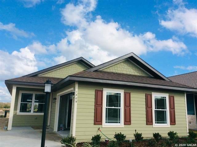 1758 SW 246th Drive, Newberry, FL 32669 (MLS #432537) :: Pristine Properties
