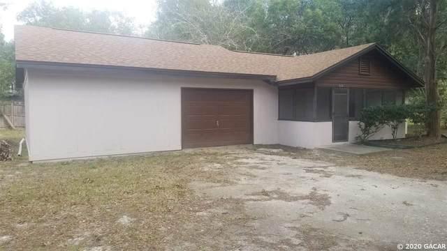 938 NW 41st Avenue, Gainesville, FL 32609 (MLS #432599) :: Pristine Properties