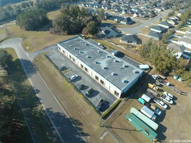 25430 NW 8th Lane, Newberry, FL 32669 (MLS #432617) :: Bosshardt Realty