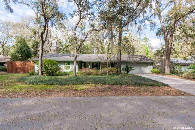 3528 NW 29TH Place, Gainesville, FL 32605 (MLS #432624) :: Rabell Realty Group