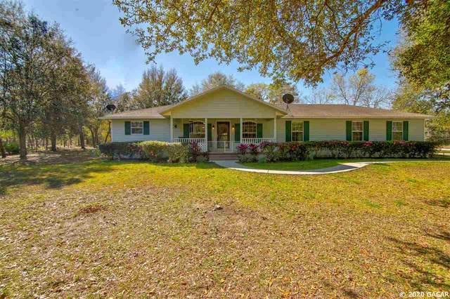 7475 Silver Sands Road, Keystone Heights, FL 32656 (MLS #432679) :: Pepine Realty