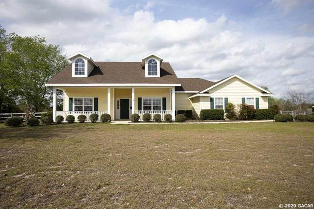 9884 SW 93RD Place, Gainesville, FL 32608 (MLS #432860) :: Bosshardt Realty