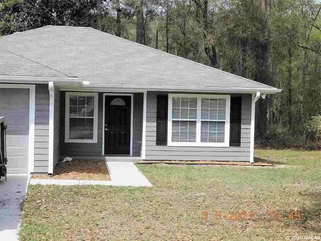 40 Easy Street, Bronson, FL 32621 (MLS #432930) :: Pristine Properties