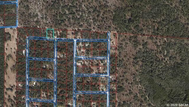 TBD NE 79th Place, Bronson, FL 32621 (MLS #432946) :: Pristine Properties