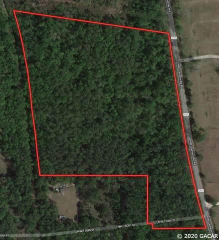 10420 NW Gainesville Rd., Ocala, FL 34475 (MLS #433000) :: Bosshardt Realty