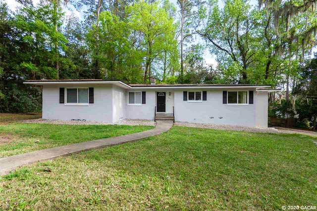 2911 W University Avenue, Gainesville, FL 32607 (MLS #433032) :: The Curlings Group