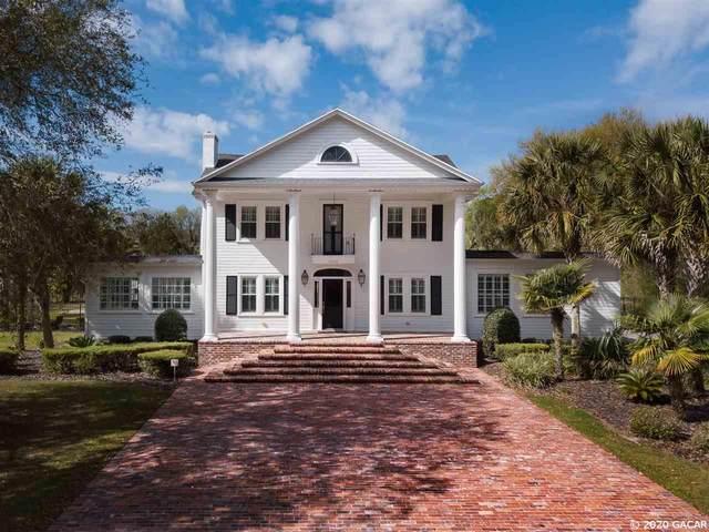 5918 SW 13TH Street, Gainesville, FL 32608 (MLS #433110) :: Bosshardt Realty