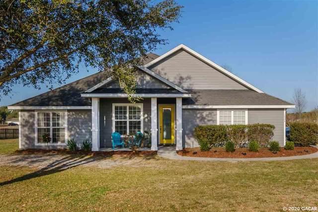 10284 SW 100TH Drive, Gainesville, FL 32608 (MLS #433120) :: Bosshardt Realty