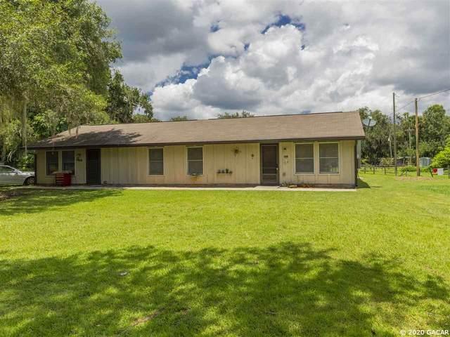 5601/5603 Avenue G, Mcintosh, FL 32664 (MLS #433133) :: Bosshardt Realty