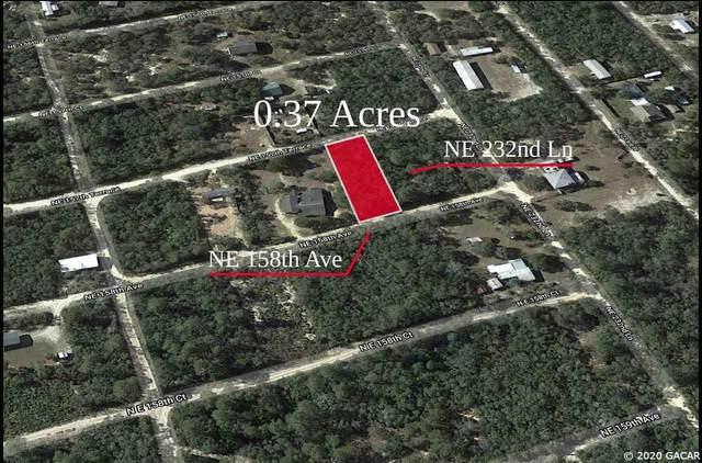 TBD NE 157th Terrace, Ocala, FL 32134 (MLS #433175) :: Bosshardt Realty