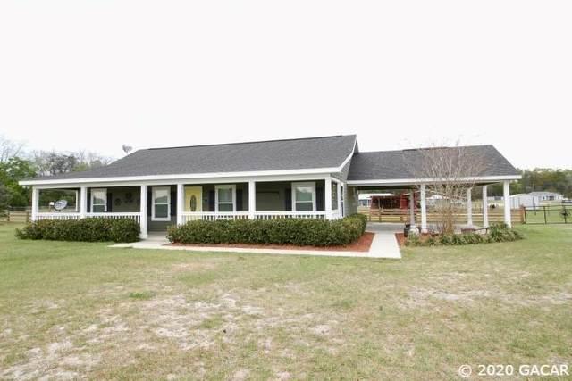 7291 NW 160th Street, Trenton, FL 32693 (MLS #433240) :: Pristine Properties