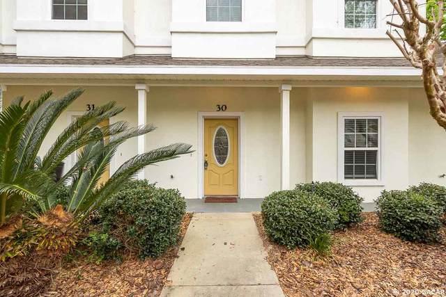 314 SW 145TH Drive #30, Newberry, FL 32669 (MLS #433297) :: Pepine Realty