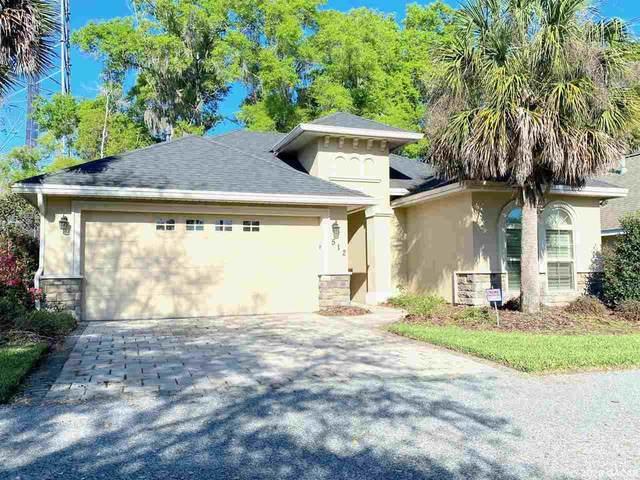 512 NW 136TH Street, Newberry, FL 32669 (MLS #433302) :: Pristine Properties
