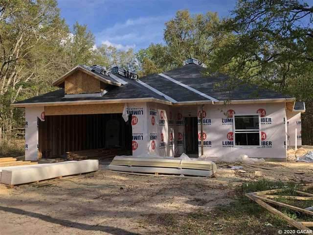 55 Deer Trail Circle, Bronson, FL 32621 (MLS #433362) :: Pristine Properties