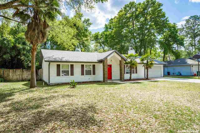 4929 NW 31st Place, Gainesville, FL 32606 (MLS #433377) :: Pristine Properties