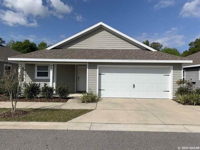 450 SW 251st Drive, Newberry, FL 32669 (MLS #433385) :: Bosshardt Realty