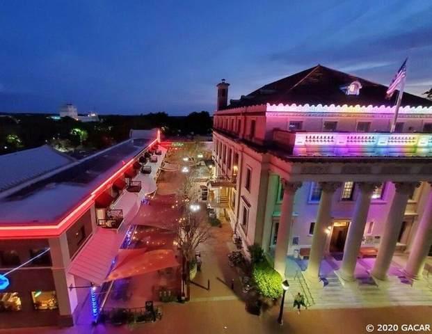 201 SE 2nd Avenue #414, Gainesville, FL 32601 (MLS #433392) :: Bosshardt Realty