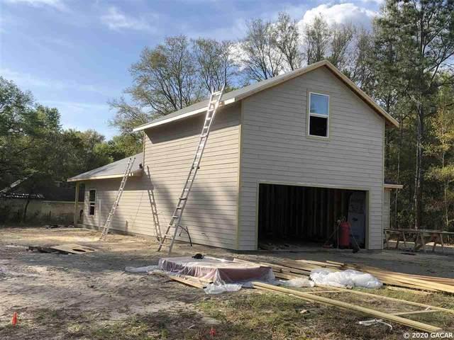 30 Deer Trail Circle, Bronson, FL 32621 (MLS #433440) :: Pristine Properties