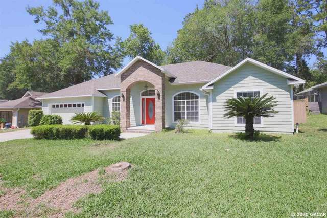 1338 NW 117TH Terrace, Gainesville, FL 32606 (MLS #433473) :: Pepine Realty