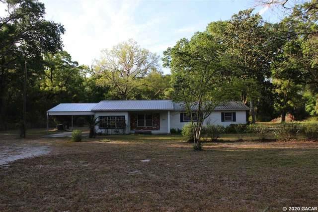 240 NE 143RD Avenue, Old Town, FL 32680 (MLS #433501) :: Bosshardt Realty