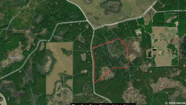 TBD just off of NE Asbell Creek Road, Chiefland, FL 32626 (MLS #433506) :: Bosshardt Realty