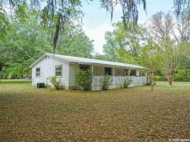 15919 NW 100th Avenue, Lake Butler, FL 32054 (MLS #433513) :: Bosshardt Realty