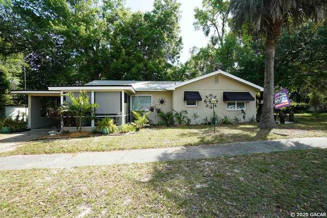 465 SE Palmetto Avenue, Keystone Heights, FL 32656 (MLS #433523) :: Bosshardt Realty
